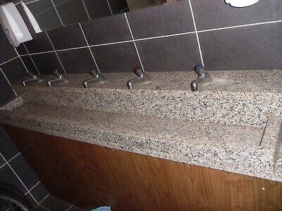 Unusual Granite wash basin for bathroom or cloakroom  or great garden planter