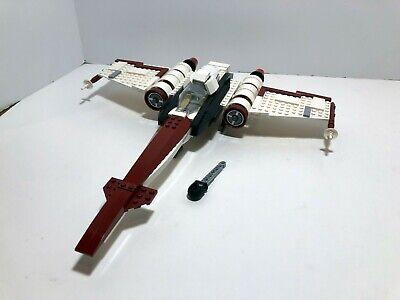 LEGO Star Wars : Z-95 Headhunter 75004 Retired.