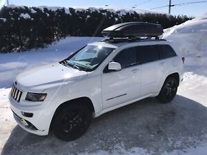 Jeep Grand Cherokee Overland High Altitude