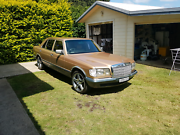 Mercedes benz 380sel 1981 East Lismore Lismore Area Preview