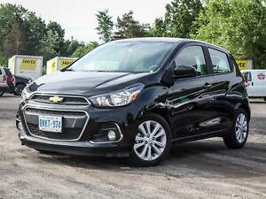2017 Chevrolet Spark LT AUTOMATIC CVT, AIR CONDITIONING PWR GROU