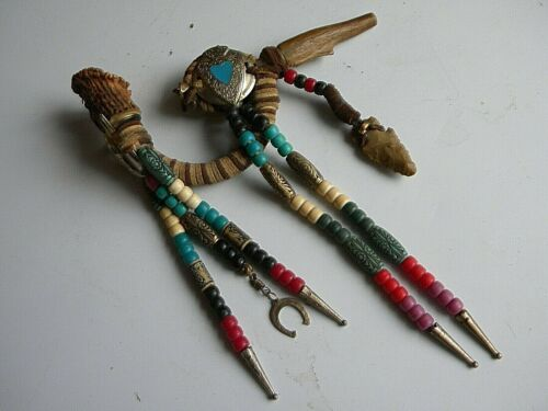Vintage Indian pipe very unsual