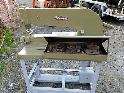 Whitney Jensen Punch Model 29-2 Foot Operated.
