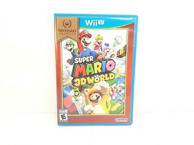 Super Mario 3D World for Nintendo Wii U