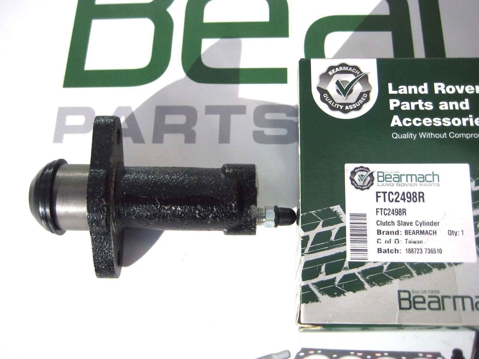 200tdi Clutch Slave Cylinder with LT77 Gearbox FTC2498R Land Rover Defender 90