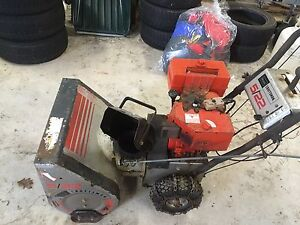 Craft snow blower 5/22 for parts or repair