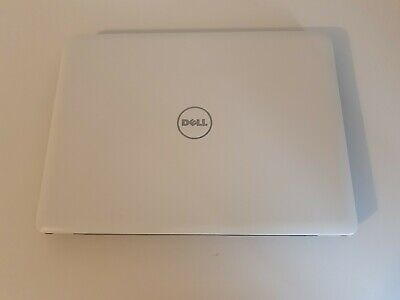 Dell Inspiron Laptop - White, Windows 10 Installed