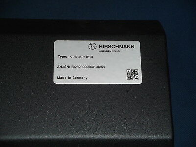 Greer Hdr330 Hoist Drum Rotation Control Unit 12v For Grove Cranes 7009000007