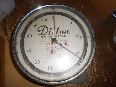 Dillion 100000 Pounds Dynamometer No Shackles