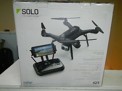 3DR Solo RTF Quadcopter Smart Drone, with 3 axis Gimbal and new Battery