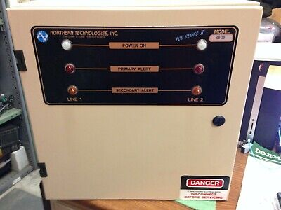 Northern Technologies Transient Voltage Surge Suppressor Model Sii-2b Mo 34s