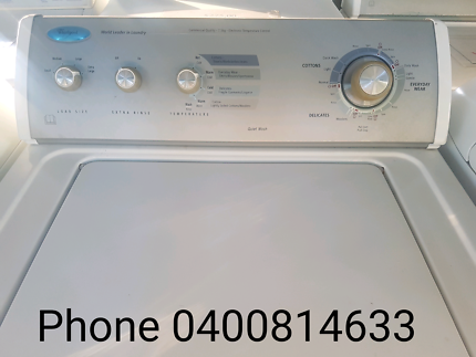 7.5kg Whirlpool Washer $275
