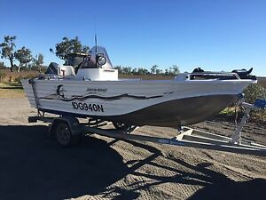 Ally Craft 4.25m Shadow Mirage Yamaha 40hp 2stroke Moree Moree Plains Preview