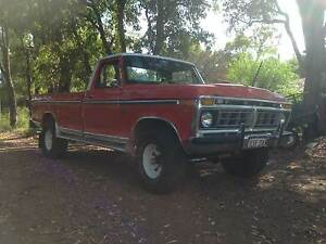 1977 Ford F100 Ute Roleystone Armadale Area Preview