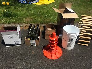 Wine making kit