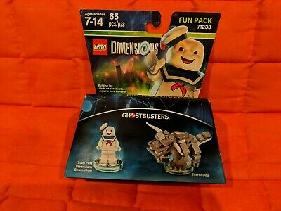 Lego Dimensions Ghostbusters Stay Puft Terror Dog Fun Pack 71233 BRAND NEW