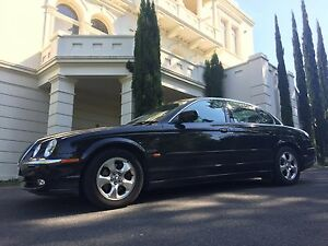 2000 Jaguar S Type Sedan Caulfield North Glen Eira Area Preview