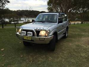 1997 Toyota LandCruiser Wagon Kingscliff Tweed Heads Area Preview