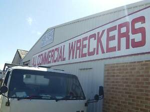 ALL COMMERCIAL WRECKERS Maddington Gosnells Area Preview