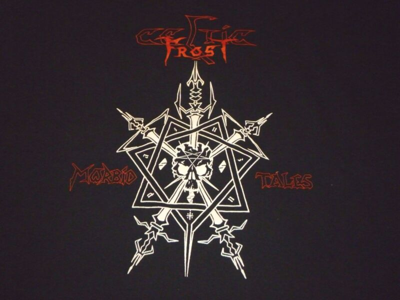 Celtic Frost Shirt ( used Size 3XL ) Nice Condition!!!