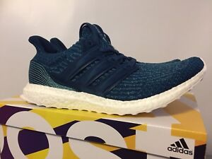 Adidas Ultra Boost Parley size 10.5