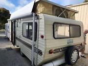 Jayco Designer Poptop 1986 - Truma Ducted Air - Rollout w/Walls Warragul Baw Baw Area Preview
