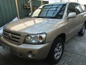 2004 Toyota Kluger Wagon Mawson Lakes Salisbury Area Preview