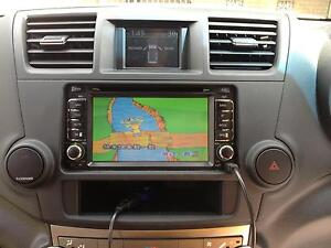 *****2013 Toyota Universal GPS DVD+free camera (supply only) Auburn Auburn Area Preview