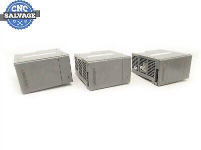 Allen Bradley Power Supply Module 1746-p2 Ser. C Lot Of 3