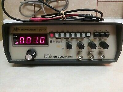 Bk Precision 5 Mhz Function Generator 3026