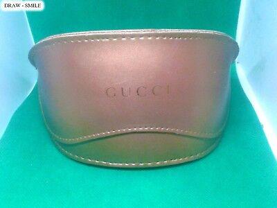 Gucci Eyeglasses Box Brown colour BOX CASE PROTECTOR - Original box .