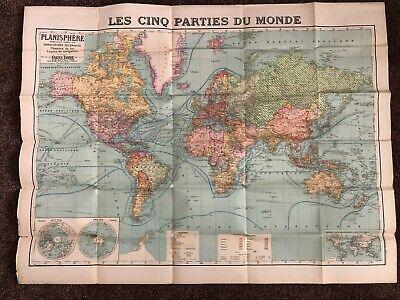 World Maps Vintage World Map Large Vatican