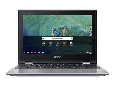 Acer Chromebook Spin 11 Intel Celeron N3350 1.10GHz 4GB Ram 32GB Flash Chrome OS