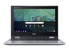 Acer Chromebook Spin 11 Intel Celeron N3350 1.10GHz 4GB Ram 32GB Flash Chrome OS