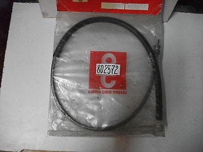 CABLE Y FUNDA CUENTAKILOMETROS CITROEN VISA LADO CAMBIO 920 MM  -REF: 802572