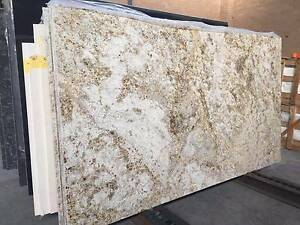 African Gold Granite Slabs for Kitchen Benchtops Thomastown Whittlesea Area Preview