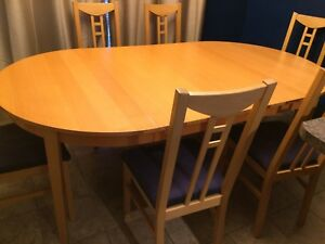 IKEA dining room set