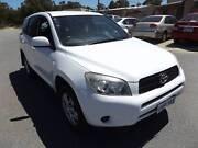2008 TOYOTA RAV 4 CV (4X4) 4 SPEED AUTO $8990 Maddington Gosnells Area Preview