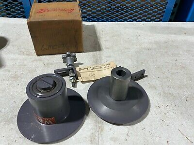 One Browning 6mc 78 Variable Speed Pitch Combination Drive Pulley Complete Nos