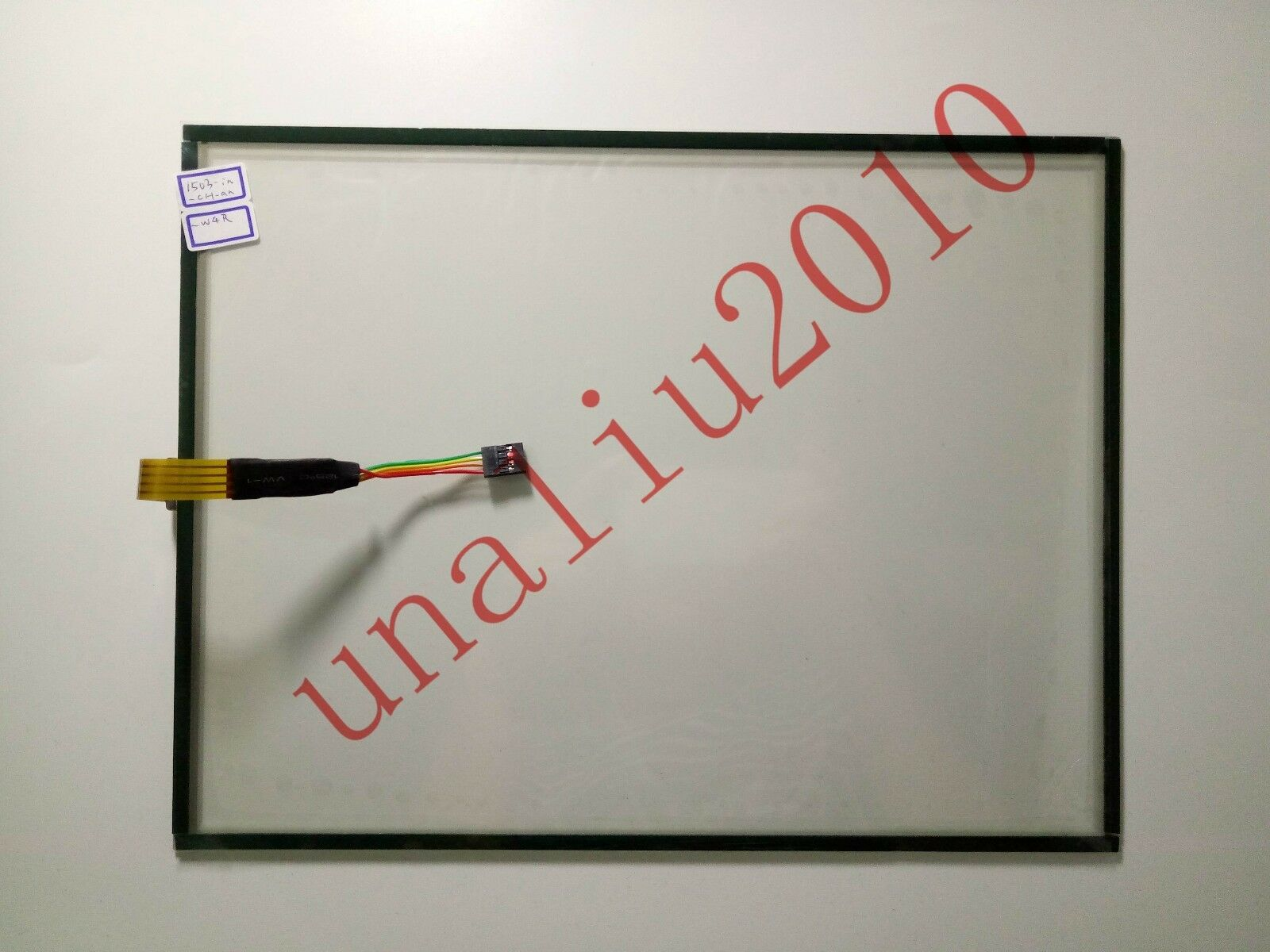 1pc 1503-in-ch-an-w4r  Touch Screen Glass