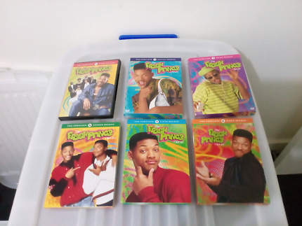 the fresh prince of bell air dvd