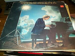 Andy-Pratt-Resolution-LP-Nemperor-NE-438-Vinyl-Record-VG