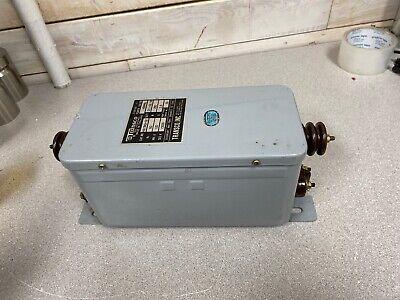 Transco Neon Transformer Tesla Coil 120 V Primary 15000 V 60 Ma Cat 4815n3-02