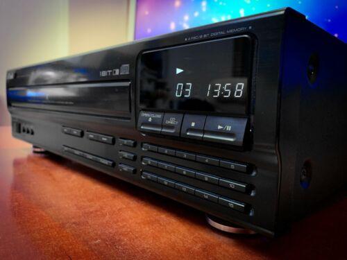 ELBIT (Kenwood) ELD-610 🔥RARE🔥 Vintage Laser Disc Player + LD Movie Bundle