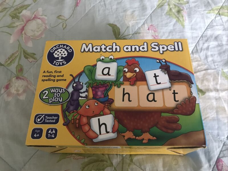 Orchard+Toys+Match+and+Spell+Game