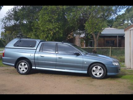 Holden Crewman 2005 & crewman canopy | Gumtree Australia Free Local Classifieds