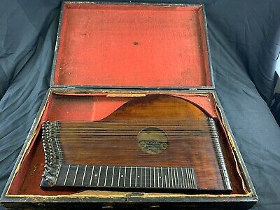 OSCAR SCHMIDT CHICKERING HARP 1894 PANAMA MODEL | Shopping