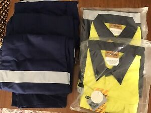 HiVis Trousers and Shirts