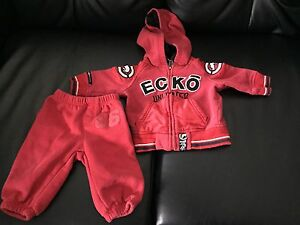 Echo outfit 6 months