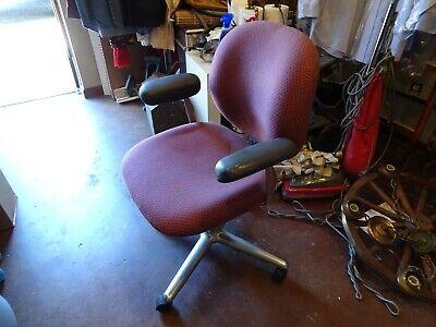 Vintage Herman Miller Secretetial Office Chair 1975 Nice